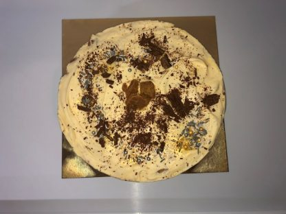 Large Round Tablet Cake